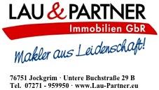 Werbebanner Lau & Partner